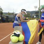 María Camila Osorio, tenista colombiana.