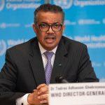 Director general de la Organización Mundial de la Salud (OMS), Tedros Adhanom Ghebreyesus., OMS