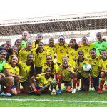 Selección Colombia Femenina se llevó el Reto Andino ante Ecuador venciendo en los 2 partidos