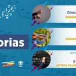 convocatorias para la Orquesta Filarmónica Prejuvenil Metropolitana Bogotá – (3)