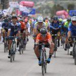 Luis Carlos Chía, ciclista del equipo Colango CM, ganó la segunda etapa de la edición 71 de la Vuelta a Colombia