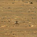 Helicóptero Ingenuity. NASA/JPL/Caltech / Europa Press