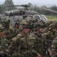 Tropas del Ejército de Colombia acantonadas en una  base militar de Popayán, en el departamento del Cauca, EUTERS/Jaime Saldarriaga