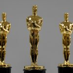 Estatuillas de los premios Oscar, Nueva York. REUTERS/Shannon Stapleton