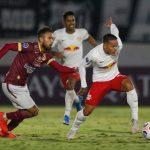 Tolima perdió 2-1 ante Bragantino por la Copa Sudamericana