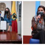 Margarita Díaz Casas, directora de la Fundación Gilberto Álzate Avendaño