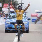 Darwin Atapuma ganó en el Alto del Vino