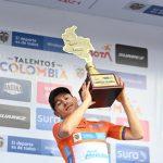 Tito Hernández Gran ganador de la Vuelta 2021