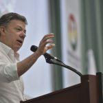 Presidente Juan Manuel Santos calderon