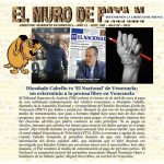 EDICIÓN 580 de EL MURO