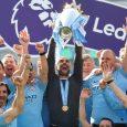Manchester City campeón de la Premier League! 7º Trofeo de liga en su historia y 5º en los últimos diez años.