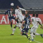 Deportes Tolima quedó eliminado de la Copa Sudamericana. Facundo Luque-vía Córdoba