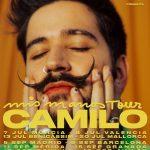 El cantautor colombiano Camilo actuará el 8 de septiembre en el Estadi Olímpic Lluís Companys de Barcelona Foto: PLANET EVENTS / Europa Press