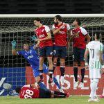 Atlético Nacional 0-0 Nacional de Uruguay @Libertadores