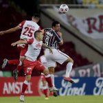 Fluminense derrota 2-1 al Santa Fe @Libertadores