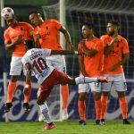 Deportivo La Guaira vs. América de Cali por la fecha 3 de la Copa Libertadores @Libertadores