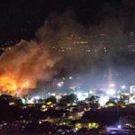 Explosión en Yumbo cerca a una planta de Ecopetrol