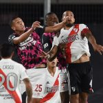 River Plate 2-1 Santa Fe
