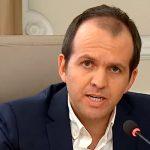 Ernesto Lucena ,Ministro del deporte
