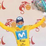 Superman López líder de la Vuelta a Andalucía 2021
