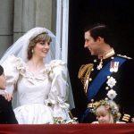 El príncipe Carlos y la princesa Diana en el balcón del Palacio de Buckingham, Londres, Gran Bretaña, 29 junio 1981. REUTERS/Stringer