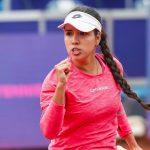 Camila Osorio. Foto: Srdjan Stevanovic/Serbia Ladies Open.
