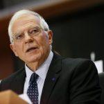 Alto Representante de la UE para Política Exterior, Josep Borrell