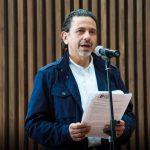 El alto comisionado para la paz, Miguel Ceballos. Foto Cortesía