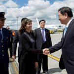 231114 recibimiento presidente asamble nacional de china medios 3