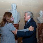 Vice presidenta Marta Lucía Ramírez, se reunió este lunes en Washington con el secretario general de la OEA, Luis Almagro