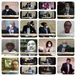El ministro de Defensa, Diego Molano, ha enfrentado este lunes su primer debate de moción de censura en el Senado