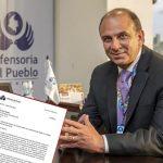 Defensor del Pueblo Carlos Camargo