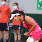 Camila Osorio consiguió su lugar en la ronda final de qualy en Roland Garros2
