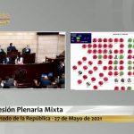 Senado negó moción de censura al Ministro de Defensa