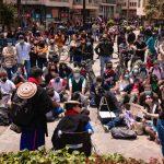 Universidades públicas y privadas, la iglesia católica en Bogotá y el Programa de las Naciones Unidas para el Desarrollo -PNUD habilitan una plataforma (presencial y virtual) para fortalecer el diálogo entre la población joven de la capital. Foto UNIANDES