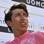 Egan Bernal se mantiene como líder del Giro de Italia