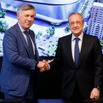 Carlo Ancelotti ya es técnico del Real Madrid