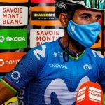 Alejando Valverde gana la sexta etapa del Dauphiné