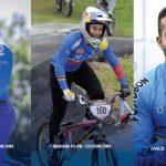 Mariana Pajón, Carlos Ramírez y Vincent Pelluard serán los tres colombianos que competirán en el ciclismo BMX de los Juegos Olímpicos de Tokio.