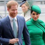 El príncipe Enrique y su esposa Meghan Markle, duques de Sussex Foto: Chris Jackson / Europa Press