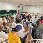 La CIDH escucha a la sociedad civil. En Bogotá, Cali, Popayán, Toluá y Buga la delegación de la visita de trabajo se reúne con organizaciones de diferentes sectores para dialogar y recibir información, en el contexto de las protestas, sobre situaciones de #DDHH. #CIDHEnColombia