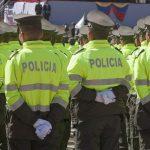 Policias de Colombi