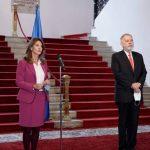 Vicepresidente y Canciller Marta Lucia Ramírez tras encuentro con la CIDH / Cortesía: Vicepresidencia