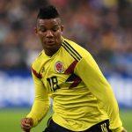 Frank Fabra llamado a la Selección Colombia en la COPA AMERICA 2021