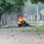 Explota carro bomba en la brigada 30 del ejército