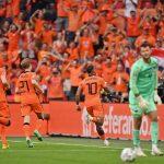 La selección de los Países Bajos firmó el pleno de puntos en el Grupo C de la Eurocopa 2020 tras golear 3-0 este lunes en el Johan Cruyff Arena a Macedonia del Norte,