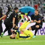 La selección de Alemania se ganó con agonía el billete a octavos de final de la Eurocopa 2020 ante Hungría, con el 2-2