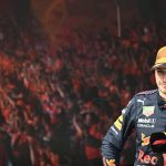 Max Verstappen de Red Bull celebrando tras la carrera. Red Bull Ring, Spielberg, Styria, Austria. 4 julio 2021. REUTERS/Christian Bruna