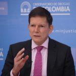 Wilson Ruiz Orejuela,Ministro de Justicia y del Derecho,