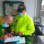 Fue capturado alias 'Manolo' presunto abusador de niños en jardín de Medellín Foto Fiscalia